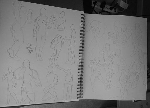 Gestures 3